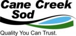 Cane Creek Sod